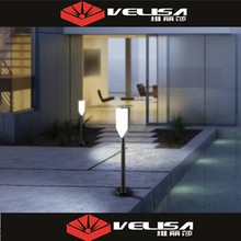 energy saving wooden model bollard light