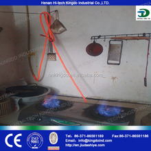 10M3 mini home biogas plant for household waste disposal
