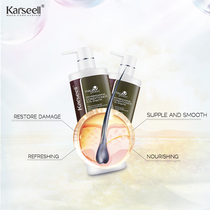 Karseell liquid shampoo hair growth hair loss treatment best shampoo and conditioner
