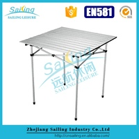 Sailing Leisure Luxury Portable Fold Up Picnic Table Camping