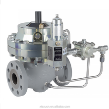 Aluminium Die Lempar Regulator Tekanan Gas, Regulator Tekanan Gas Alam