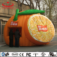 inflatable food booth, advertising inflatable drink stall, inflatable promotion tent