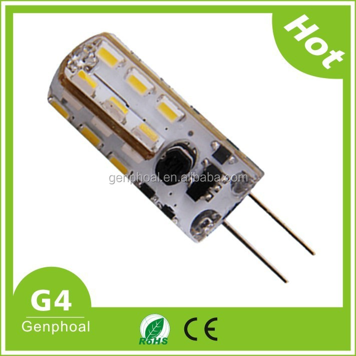 2014 Newest g4 led 12v 6w