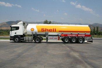 Fruehauf Shell