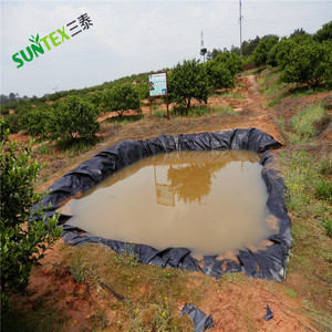HOT SALE! fish farm used best quality waterproof material HDPE membrane pond liner with cheap price
