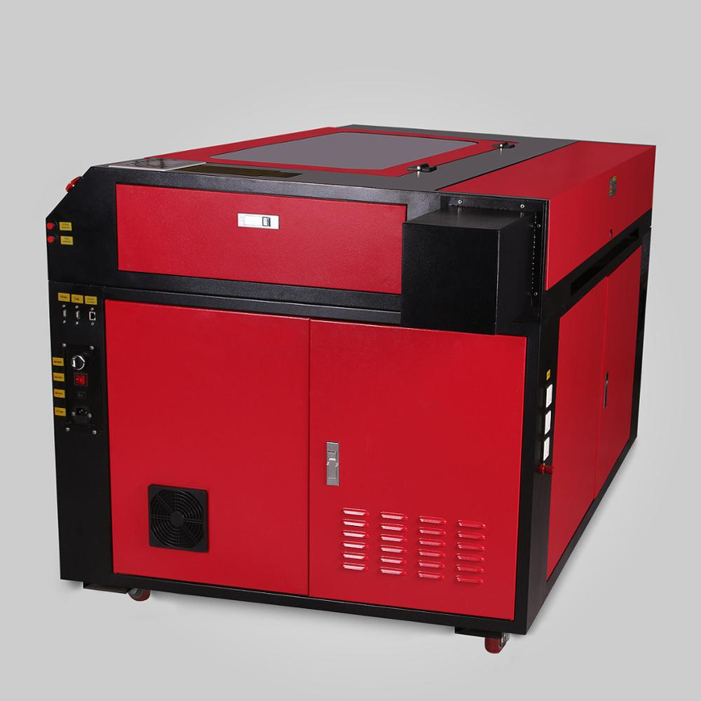 LASER ENGRAVING MACHINE 100W CO2 900X600MM USB CE AND  CERTIFICATE