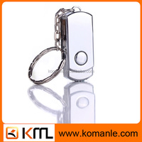 Custom key chain Metal USB Flash Drive Case WIth Logo For Bussiness Gifts