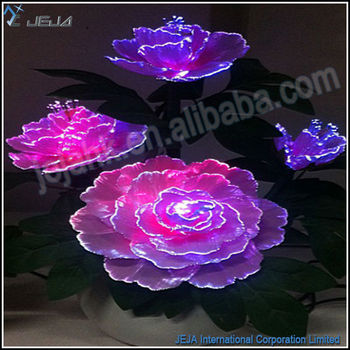 Wholesale silk flowers from china color changing fiber optic flower wholesale silk flowers from china color changing fiber optic flower for interior decoration mightylinksfo