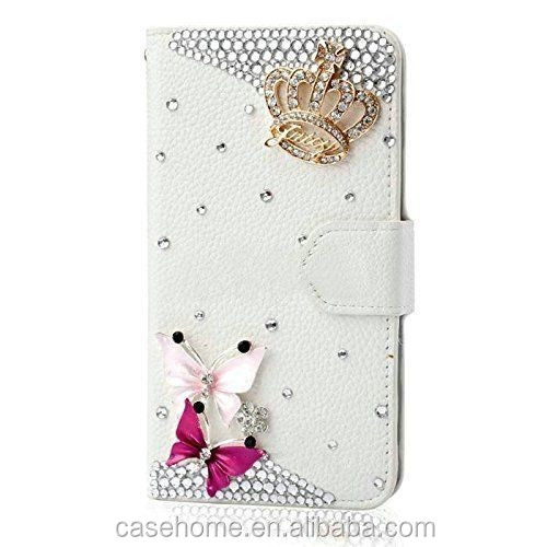 buy online fde72 87b62 Bling Crystal Diamonds Leather Stand Flip Cover For Samsung Galaxy J2 - Buy  Leather Cover For Samsung Galaxy J2,Bling Cover For Samsung Galaxy J2,Flip  ...