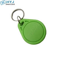 Waterproof ABS RFID 125khz TK4100 Key Fob for door access control