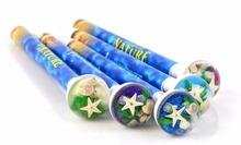 New best creative REAL sealife ballpoint pen office and school supplies