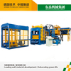 Dongyue brand QT10-15 automatic fly ash interlocking brick making machine price