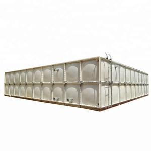 High quality grp sectional water tank cheaper, grp water tank qatar