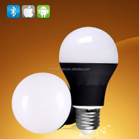 new product Bluetooth small size led g9 lamp for public place of entertainment,Free APP