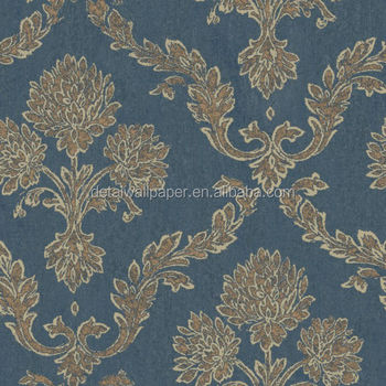 Detai Non Woven Dark Blue Color Wallpaper Buy Non Woven Brown Color Wallpaperwallpaper For Hotelswallpapers Pink Color Product On Alibabacom