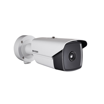 Accurate temperature measure 640*512 Thermometric Hikvision Bullet Camera, DS-2TD2166T-15(25)