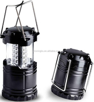 collapsible 30 led camping lantern 30led camping light