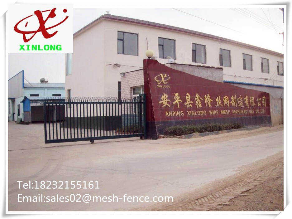3d Economical Folded Protecting Fence In Anping
