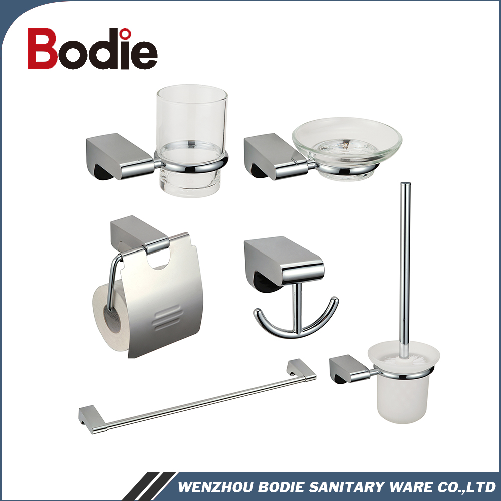 Bathroom Accessories Wall Mounted Hotel Complete Bathroom Hardware Sets