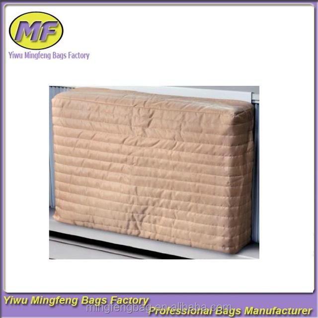 Indoor Air Conditioner Cover (Beige) (Large   18  20u0026quot;H X