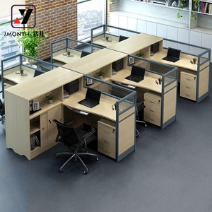 2019 New Modular Workstation For Open Office Furniture