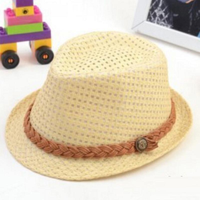 Popular Baby Boy Straw Hat Buy Cheap Baby Boy Straw Hat