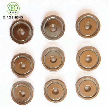 Round Magnetic Base Holder With Neodymium Magnet