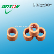 CE ISO certificates Surgical paper tape plaster adhesive Nonwoven paper tape