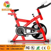 2016 new type factory female heavy flywheel commercial gym recumbent cycling fitness training spinning cheap exercise bike