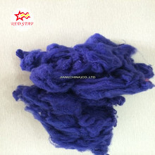 3d low-melting color polyester pet fiber for fill & pillows