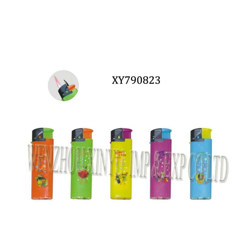 gas lighter plastic lighters with wrap