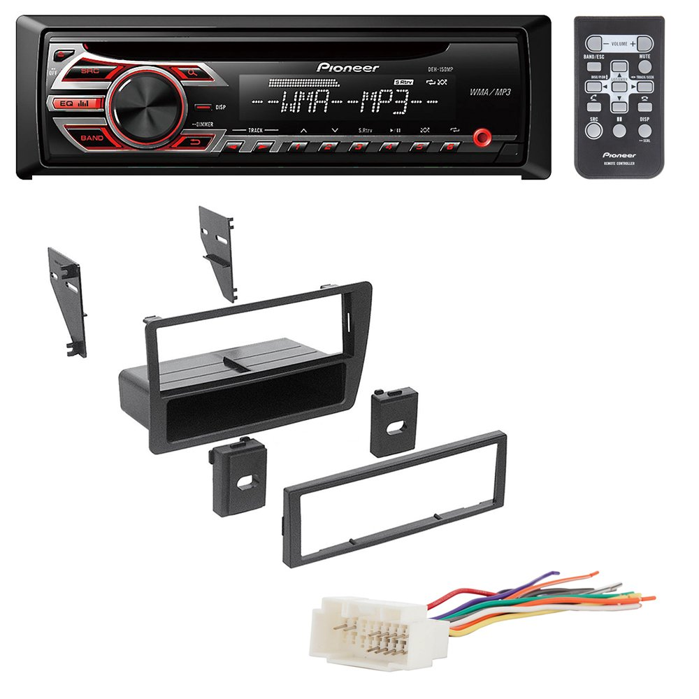 Get Quotations · HONDA CIVIC 2001 2002 2003 2004 2005 CAR STEREO RADIO DASH  INSTALLATION MOUNTING KIT W/