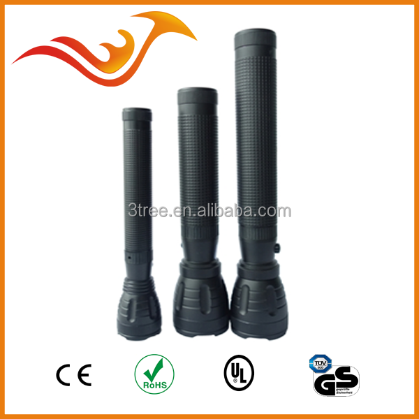 High brightness best price power style flashlight made in China