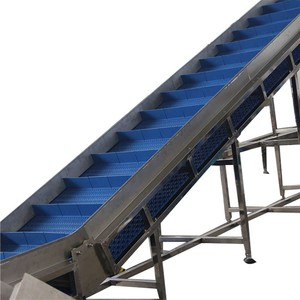 High quality Elevated Food processing conveyor