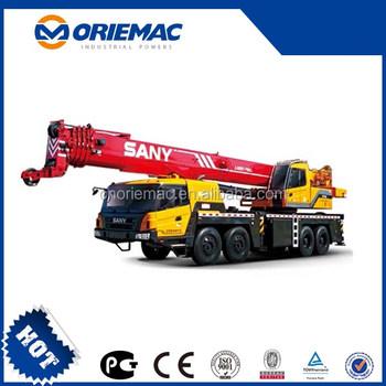 75 Ton Sany Mobile Crane Stc750s China Supplier 75 Ton Truck Crane ...
