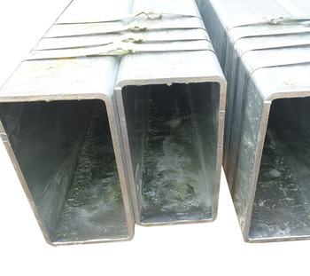 Hot Sale Pre Galvanized Square Steel Pipe For Roofing Material