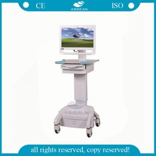 AG-WT002C all in one computer medical trolley