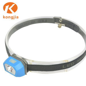 NHKJ Plastic Led USB Headlamp Rechargeable Waterproof Outdoor Mimi Headlamp for Bikes