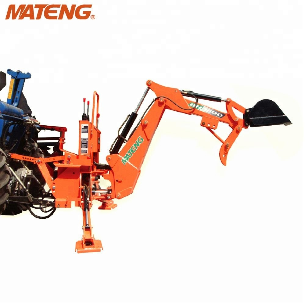 Mateng 3 Point Tractor Backhoe Attachment For Sale - Buy 3 Point Backhoe  Attachment,Tractor Backhoe Attachment,Backhoe Attachment For Sale Product  on