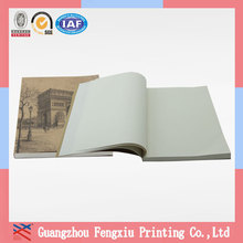 Corporate Design Blank Cardboard Custom Craft Paper Notebook