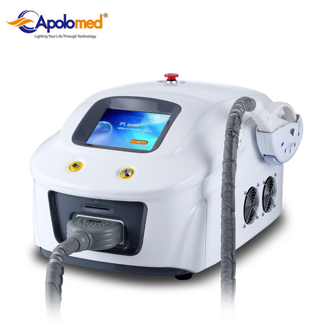 Good quality body ipl shr laser hair removal machine home use facial skin