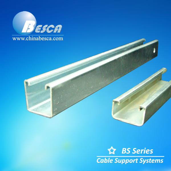Aluminium Galvanized Supporting C Slotted Channel 41X41 with CE / UL /SGS