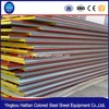 High strength Insulated Fireproof rock wool sandwich panel for prefab house and cold room
