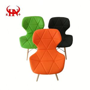 secretary office executive chair Plastic Head pillow made in China