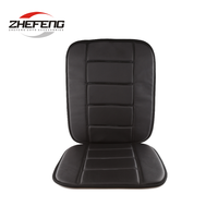 Reliable partner custom service fashion design design waterproof luxury black pure leather car seat covers