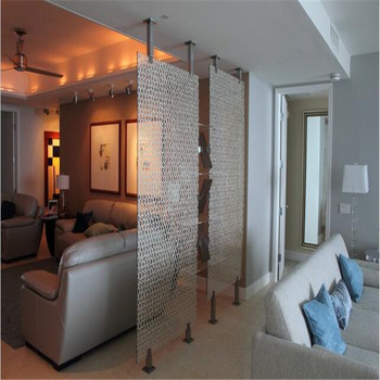 Fancy Design Floor To Ceiling Room Dividers Stainless Steel Room