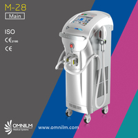 New trend product acne/hair removal newly laser machine made in China