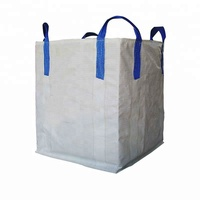 Cubic meter big bag 1000kg jumbo bag dimension pp big bag for Packing