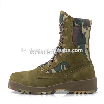 8b07a8c6280 custom used military tactical boots /green Special Military Tactical Army  Boots