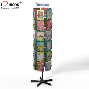 Freestanding Newspaper Map Display Metal 40way Custom Library Interesting Book Display Stand Uk